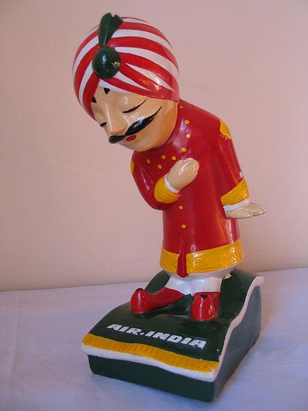 Mascotte Air India