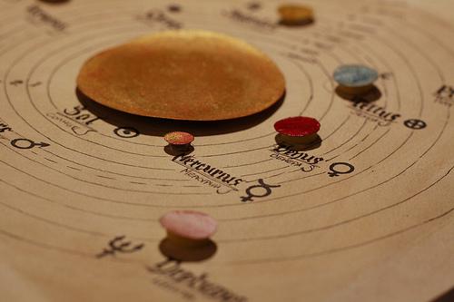 占星術と水星