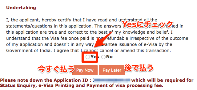 Indian e Visa Fee Payment2