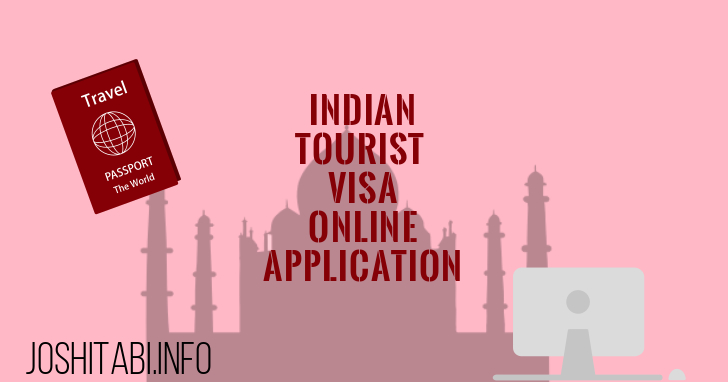 Indian tourist visa apply